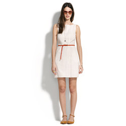Eyelet Trail Dress