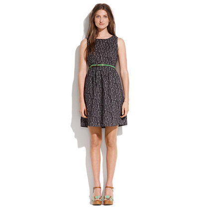 Treeshower Tank Dress