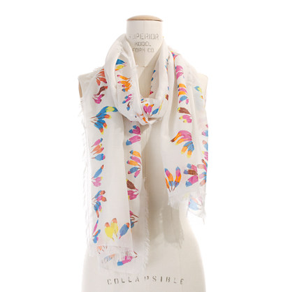 Feather Coast Scarf