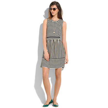 Striped Duet Dress