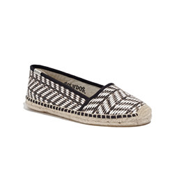 Soludos® Low-Cut Espadrilles in Woven Raffia
