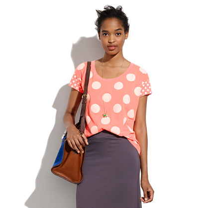 Dotted Retreat Tee