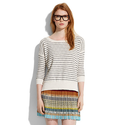 Striped Lakeside Sweater
