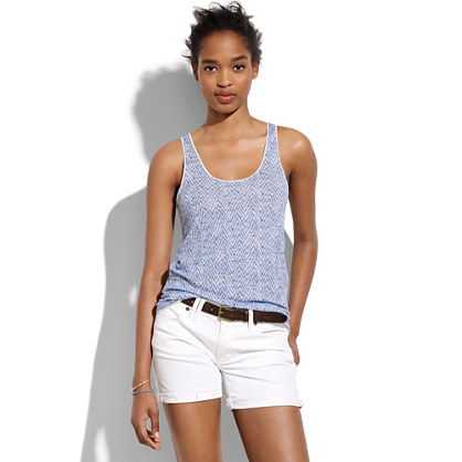 Herringbone Perfect Racerback Tank