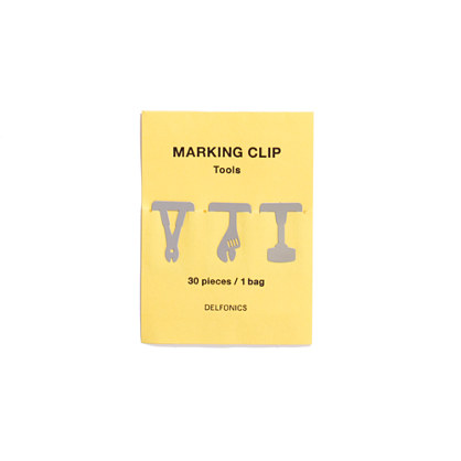 Delfonics® for Top Hat Marking Clips