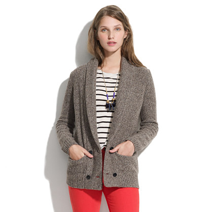 Wool Sweater-Jacket
